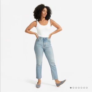 Everlane Cheeky Bootcut jeans